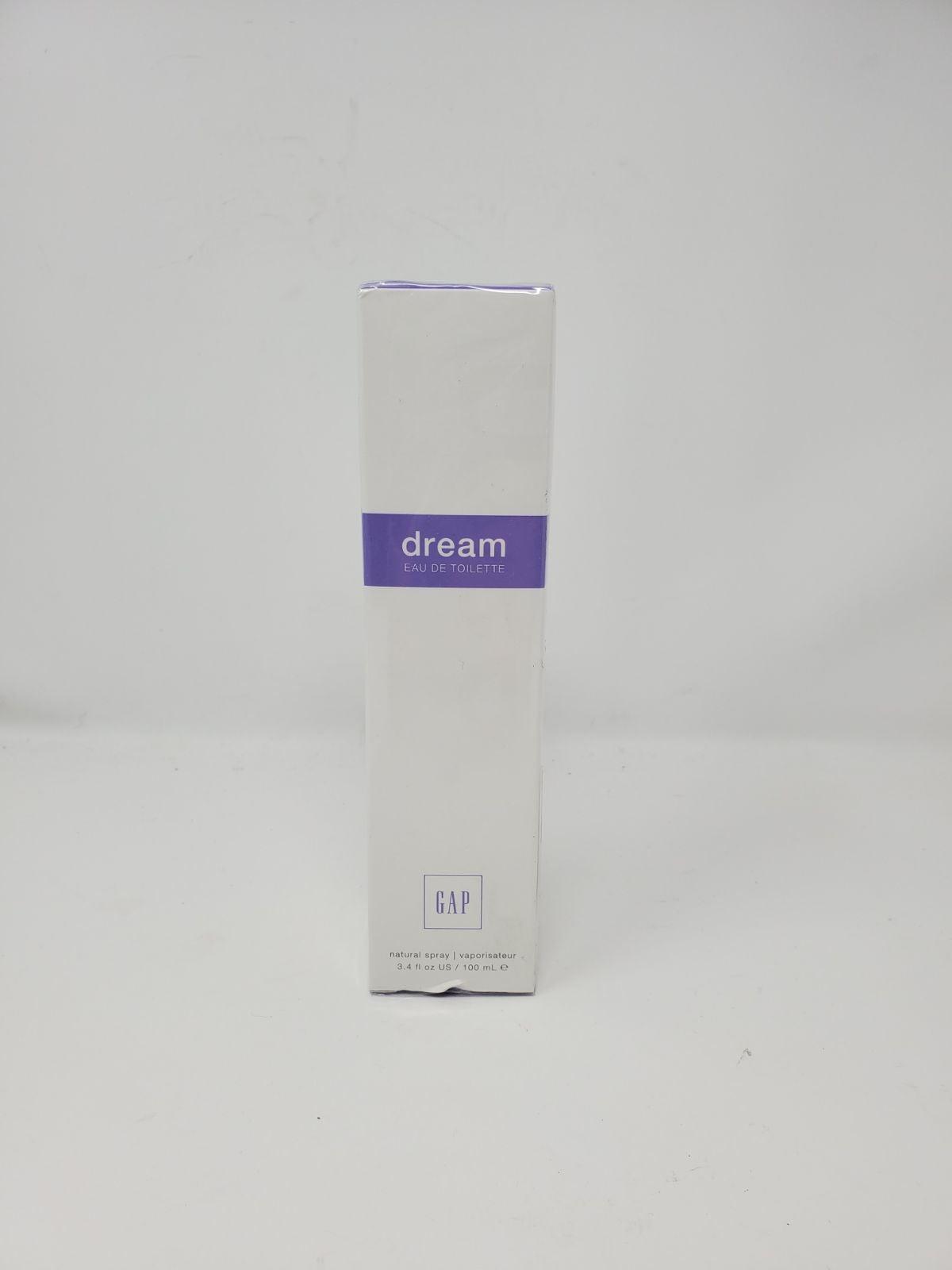 gap dream perfume Eau De Toilette 3.4 Fl