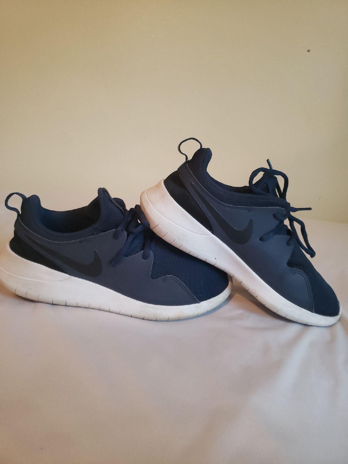 Nike dark blue mens 5.5