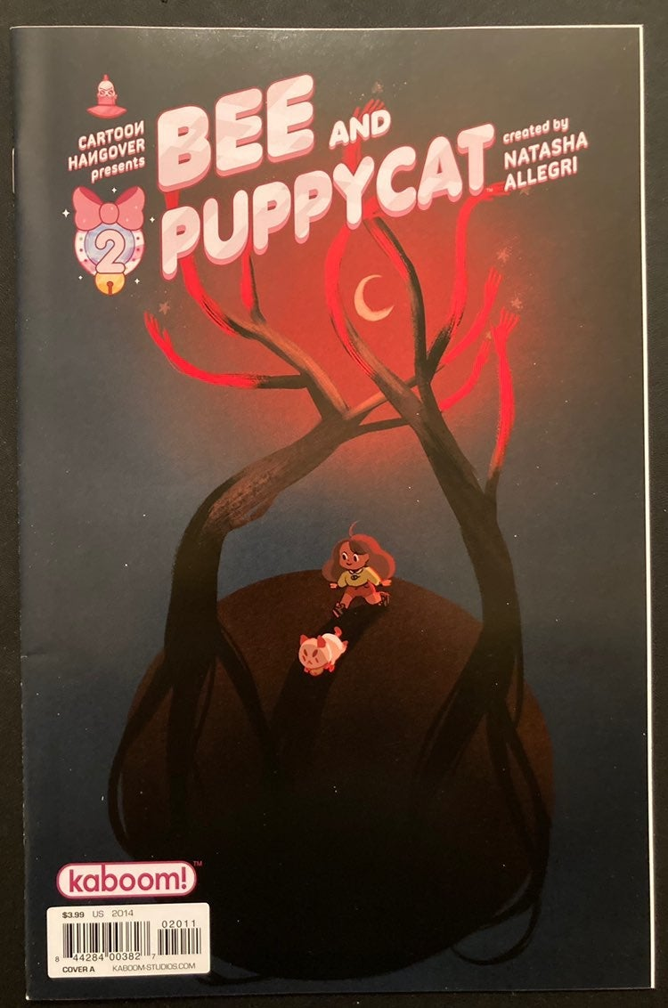 Bee and Puppycat #2 NM 1st Print 2014