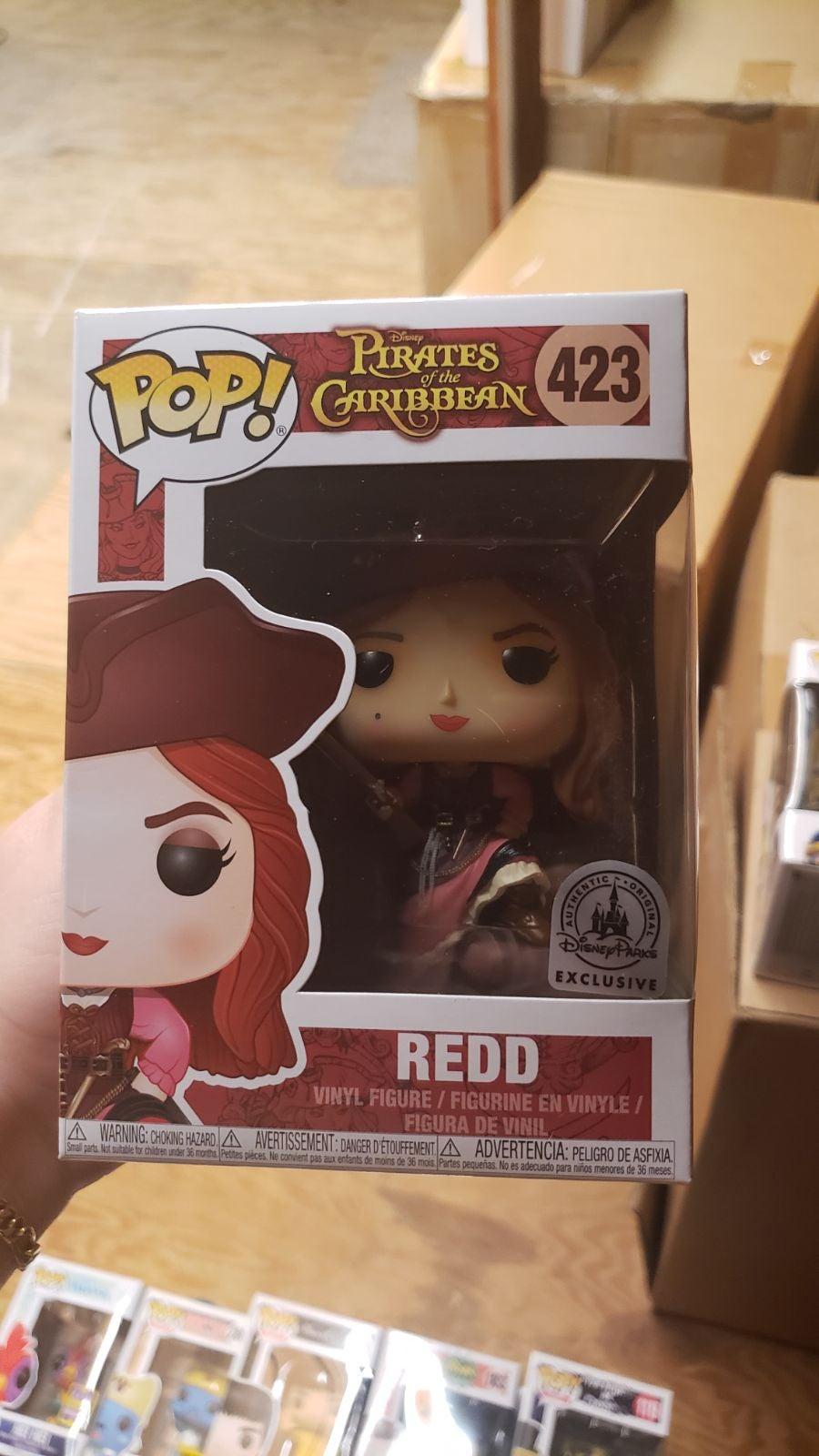 Disney Funko Pop Redd