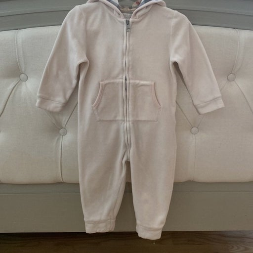 Burberry infant coverall