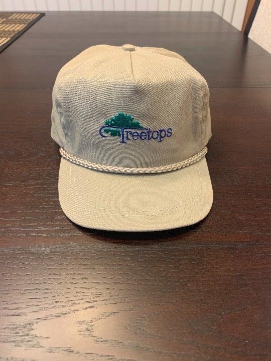 Vintage Style Tree Tops Hat