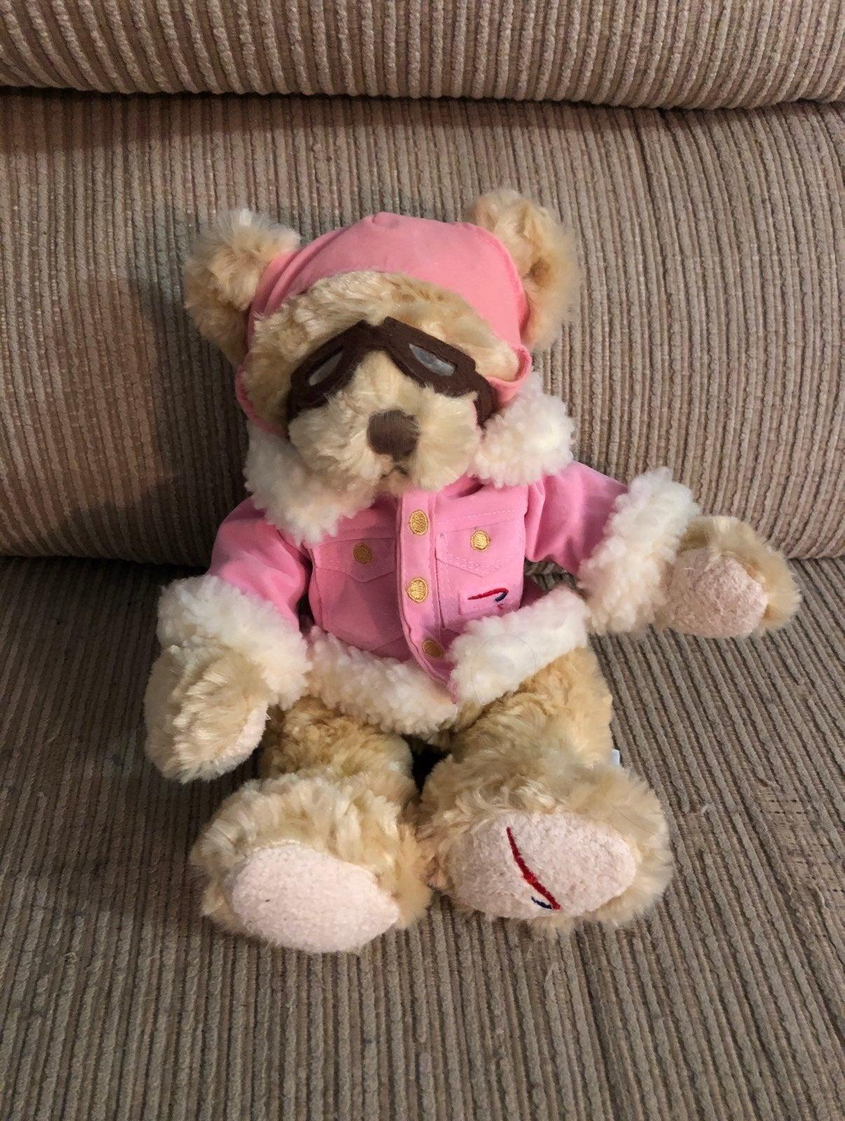 Amy Brittish Airways Bear