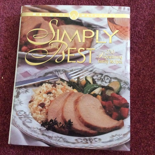 Simply The Best Cookbook