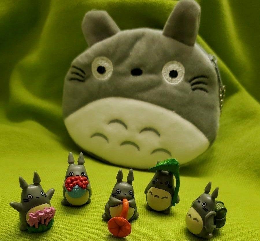 Studio Ghibli My Neighbor Totoro Plushie