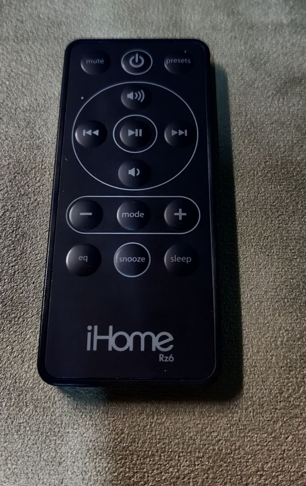 Ihome  amfm radio  iphone.ipod