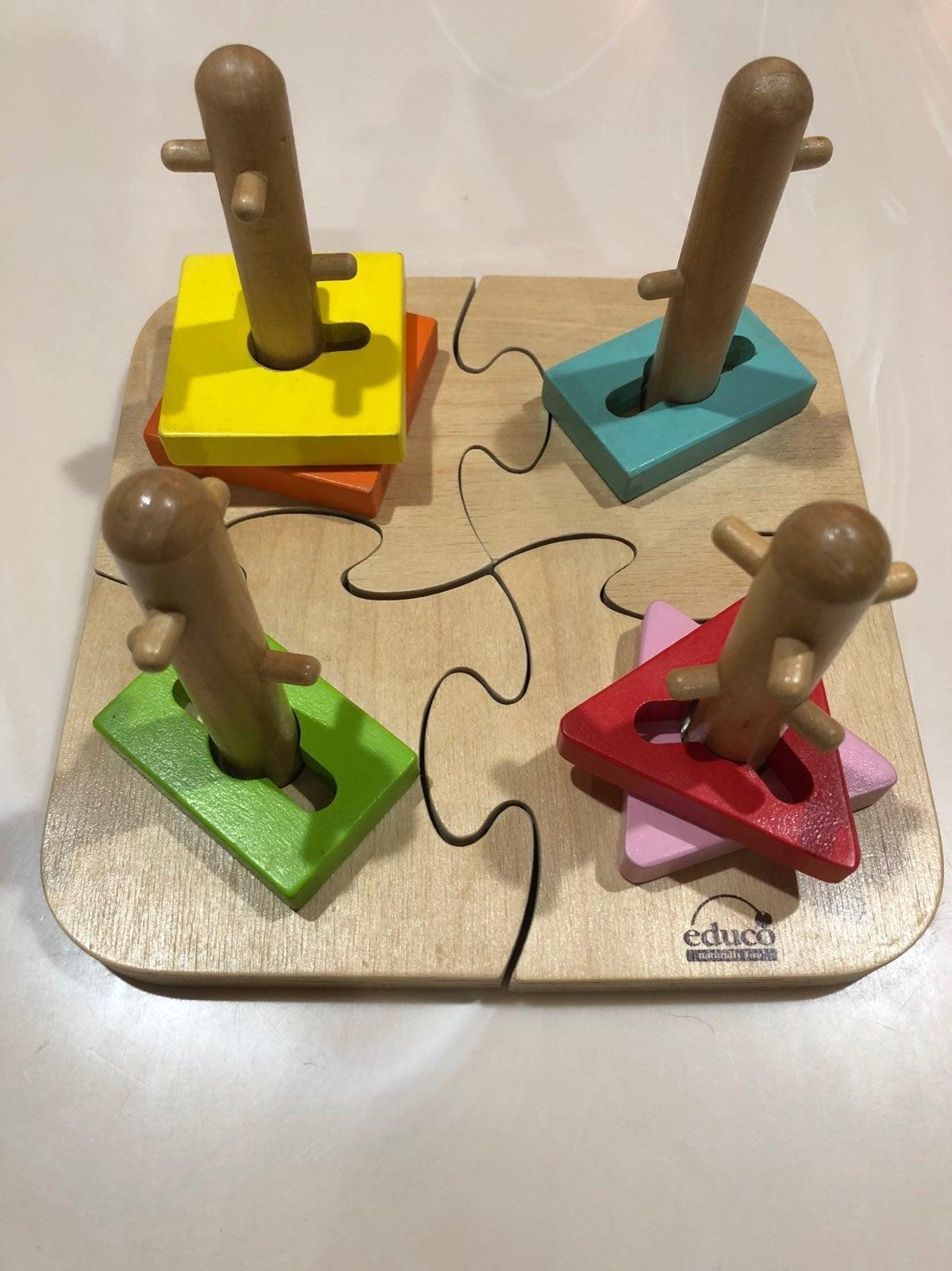 montessori type toy