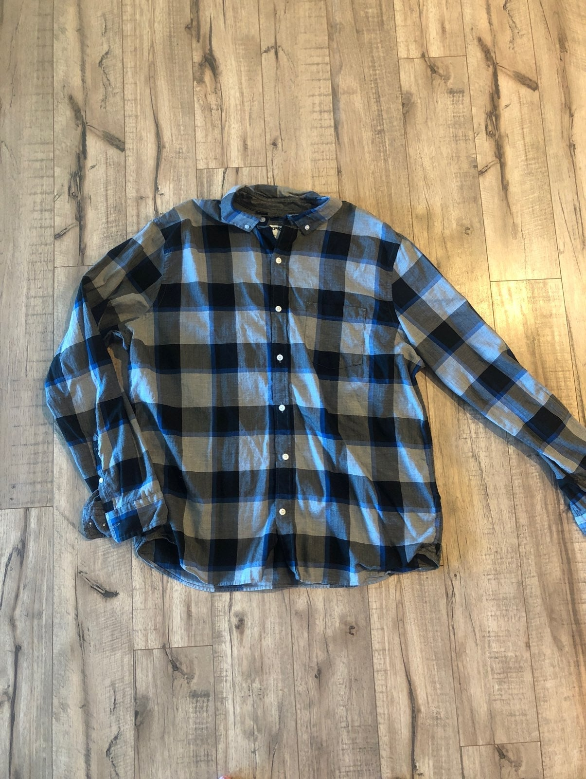Express mens Flannel