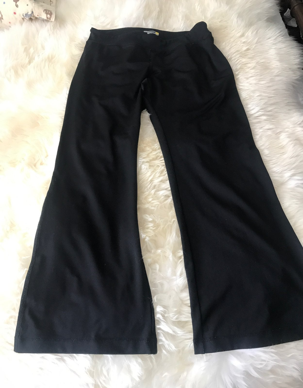 Yoga Pants tek gear size large