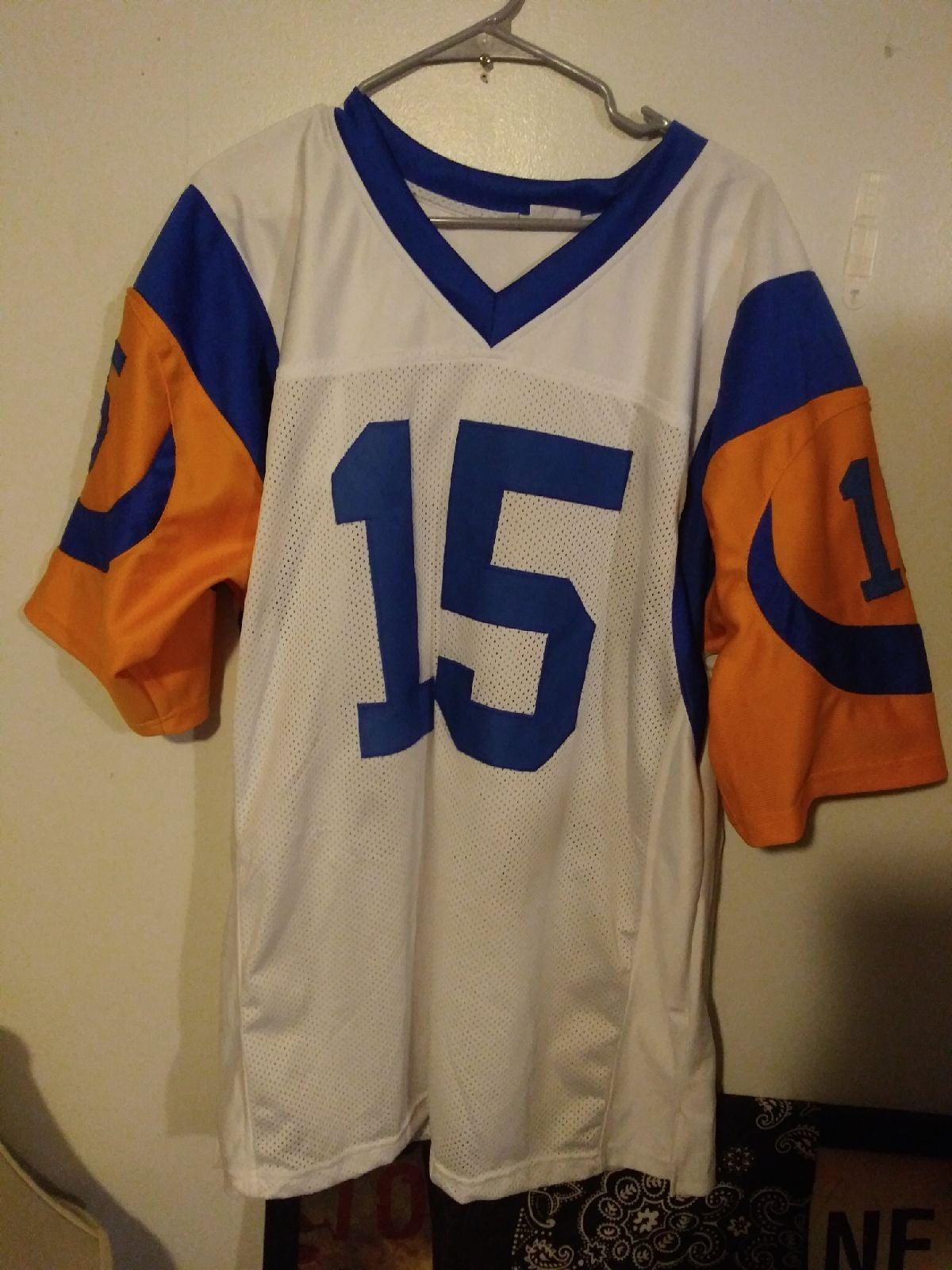 Jersey Rams #15 Ferragamo
