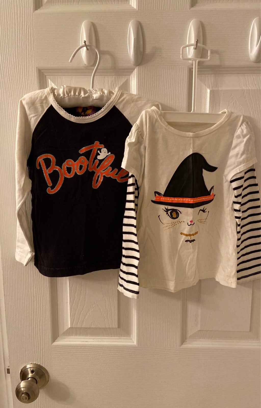 Baby gap halloween shirts