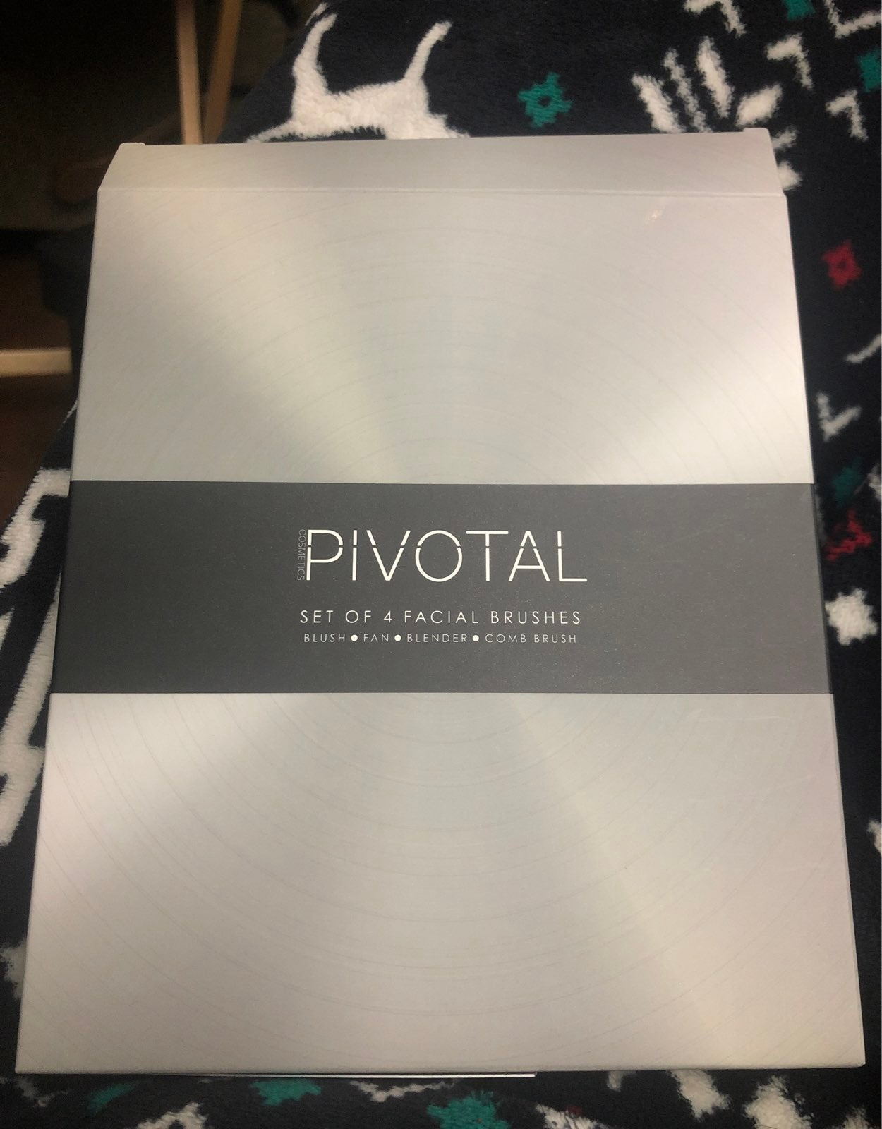 Pivotal makeup brushes