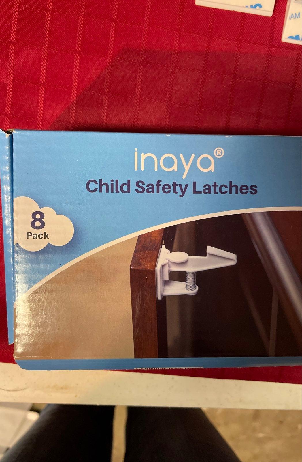 Child safty latches