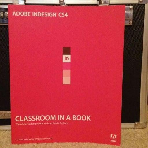 BN Adobe InDesign CS4 (training book w/c
