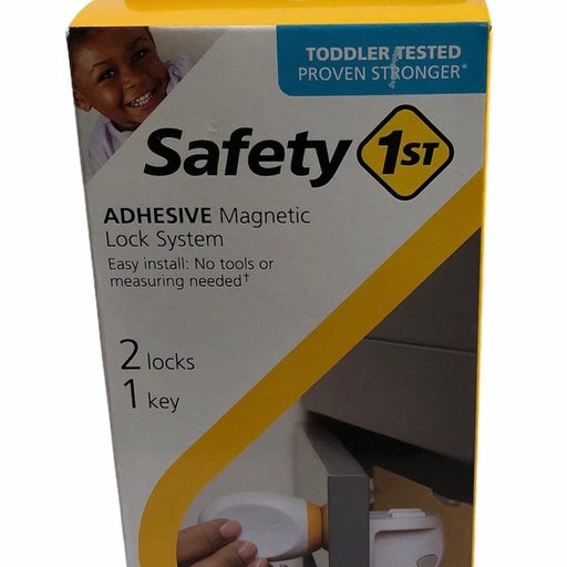 SAFETY 1st ADHESIVE MAGNETIC  LOCK SYSTE