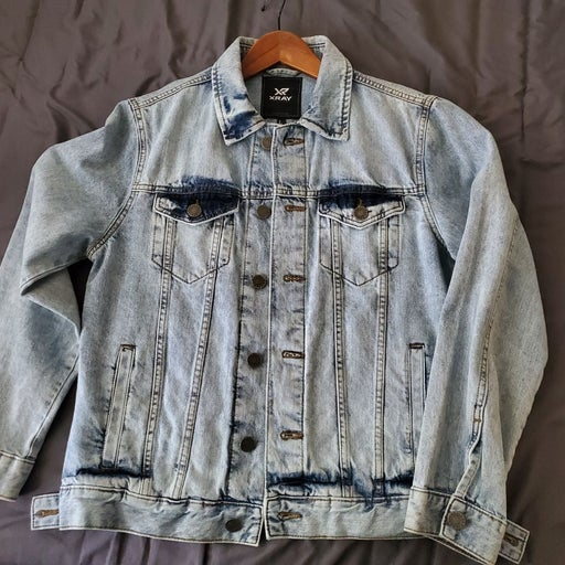 Trucker X RAY Jean jacket