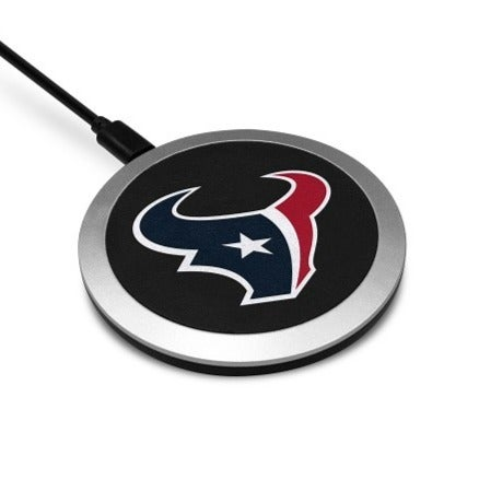 NFL Houston Texans Wireless Charging Pad