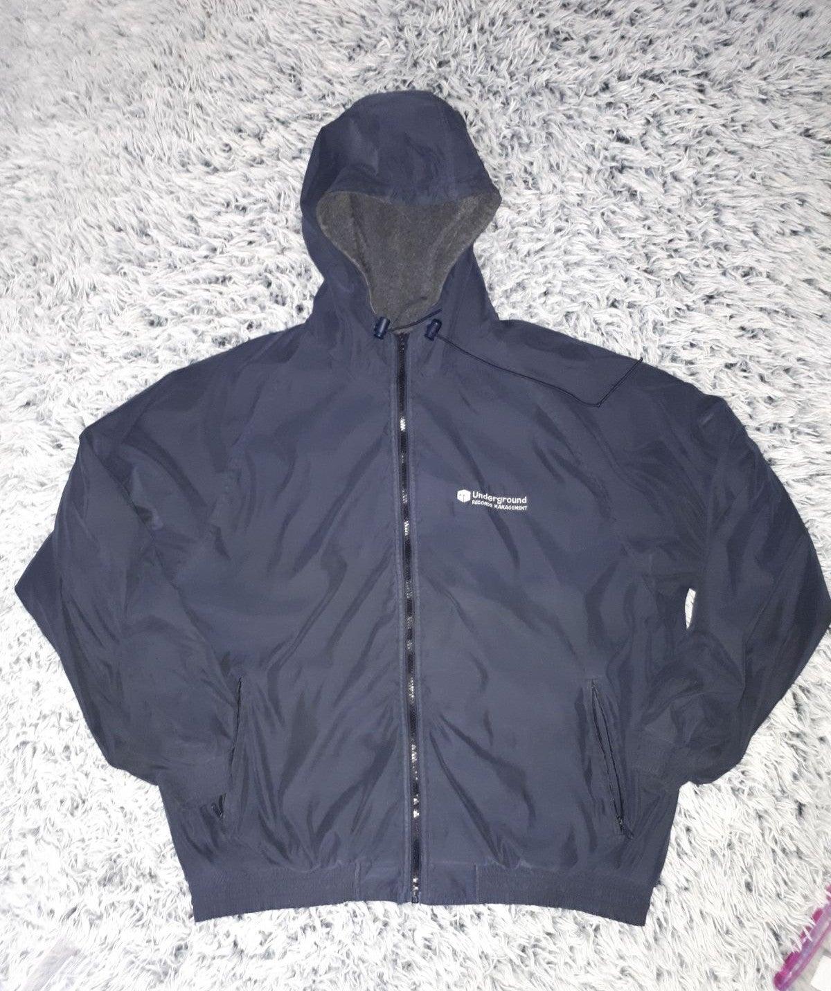 Weatherproof winter jacket XXL.