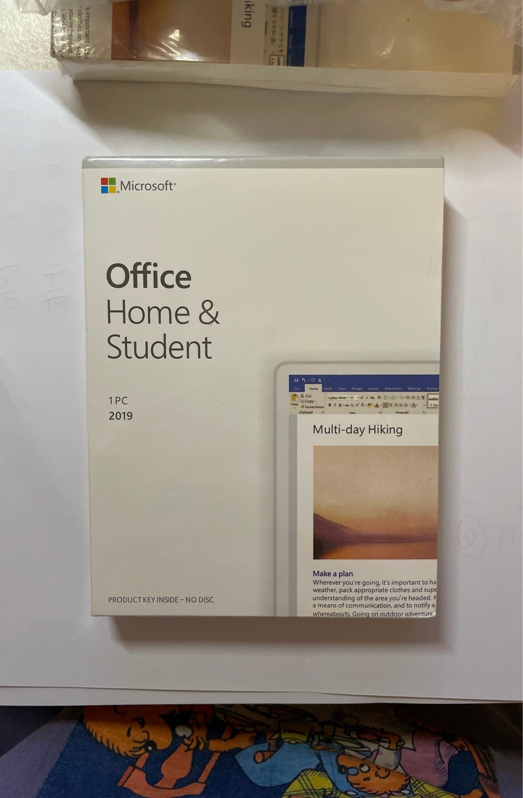 Microsoft Office Home&Student, 1pc 2019