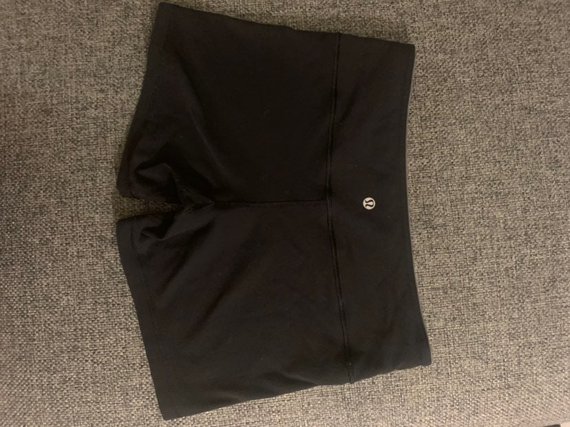 Lululemon reversible spanx shorts