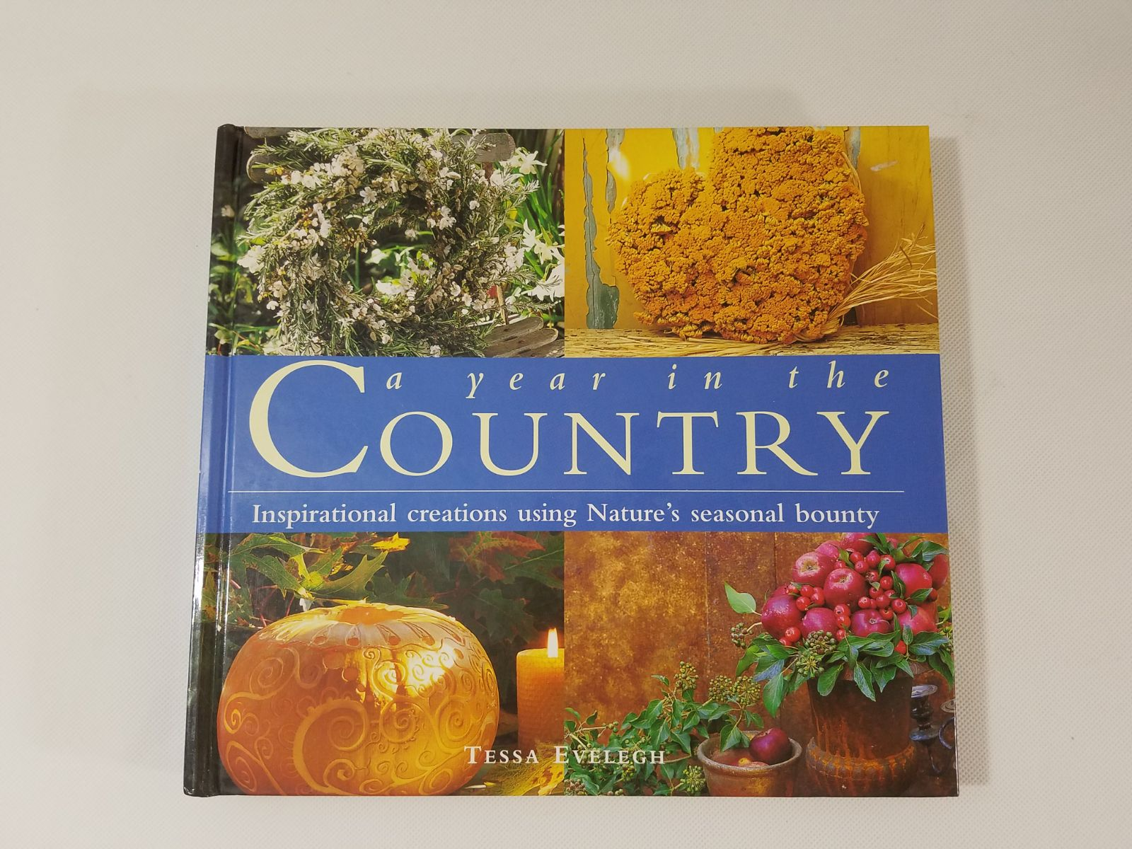 A Year in the Country Inspirational Crea