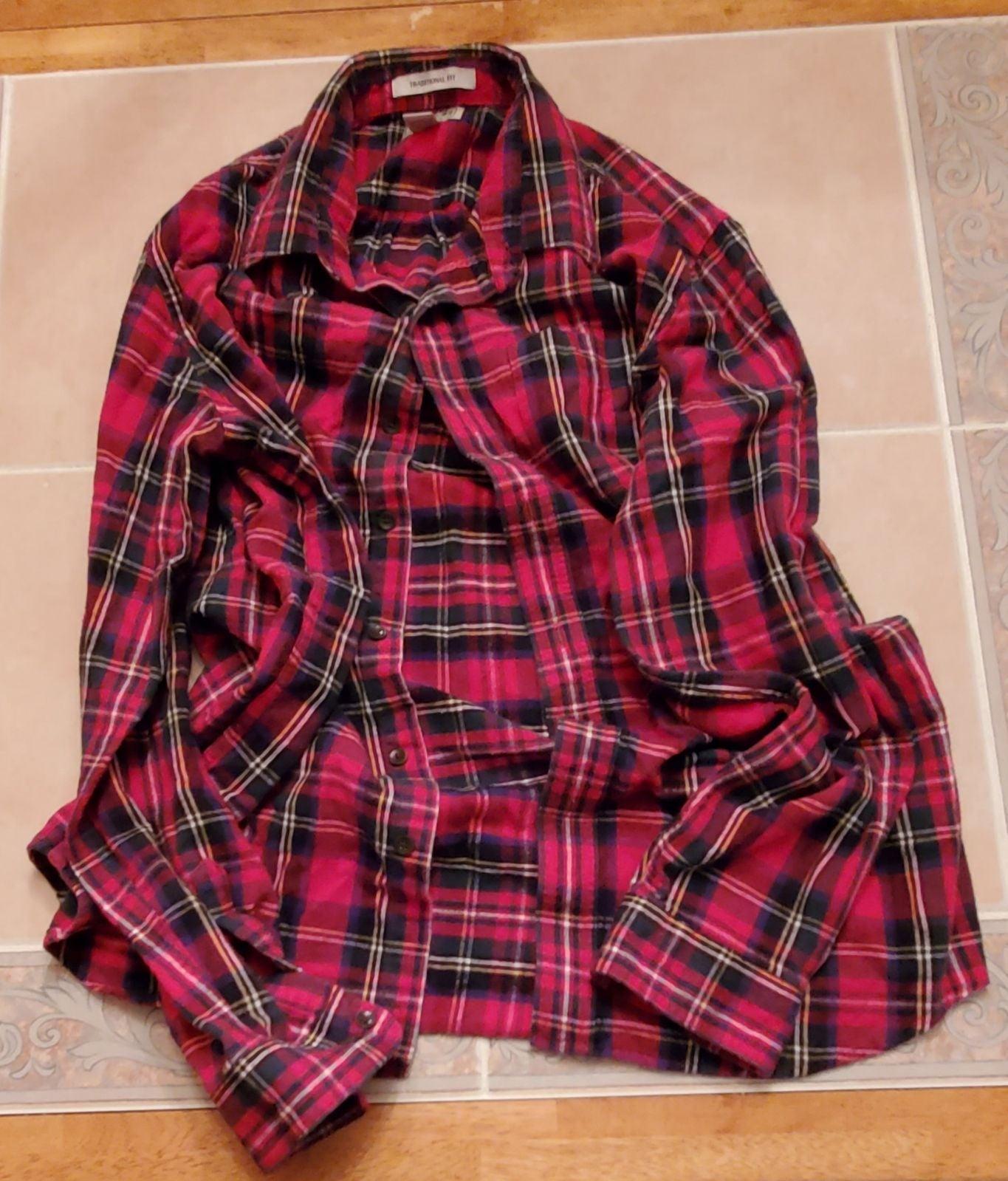 LL Bean Men's Long Sleeve Shirt