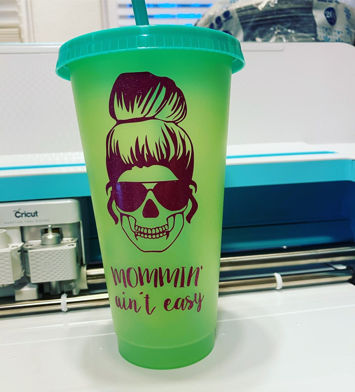 New hand crafted cup