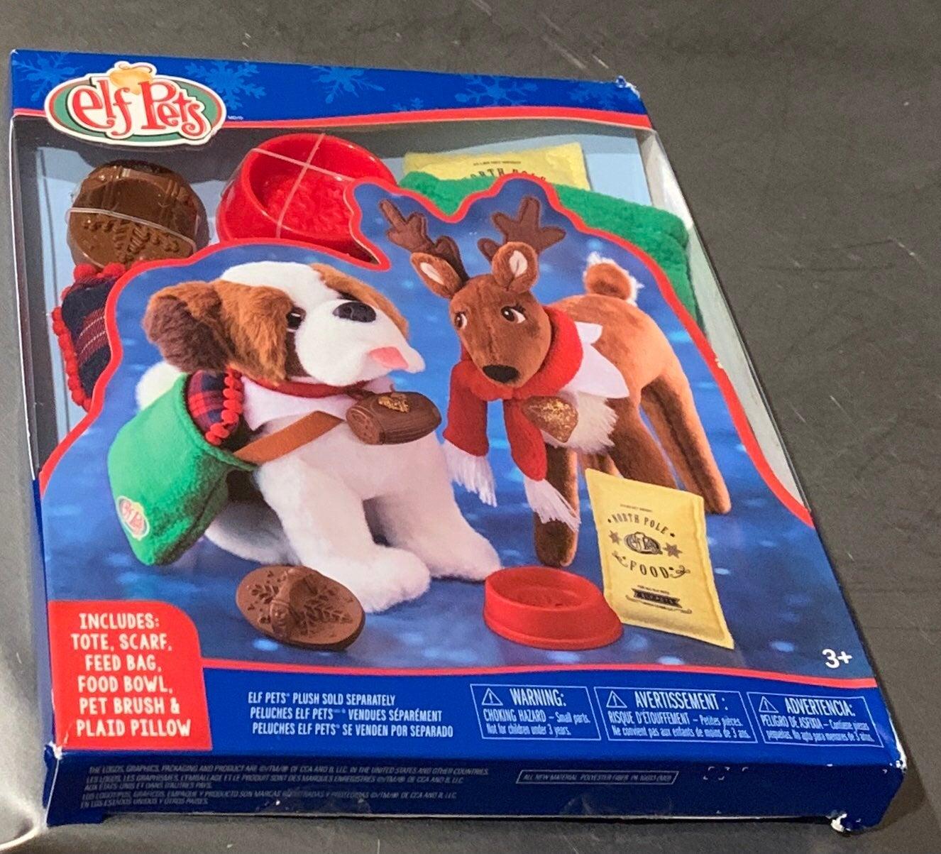 Elf on Shelf Pet's Accessories Kit new i
