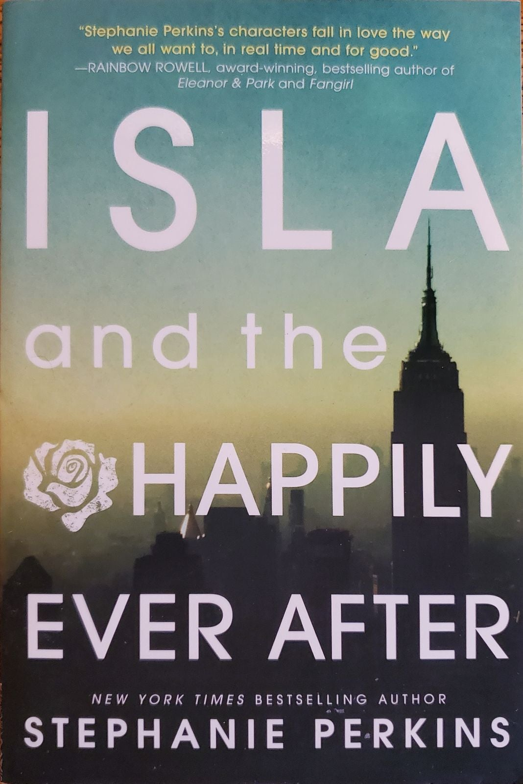 Isla and the Happily Ever After by Steph