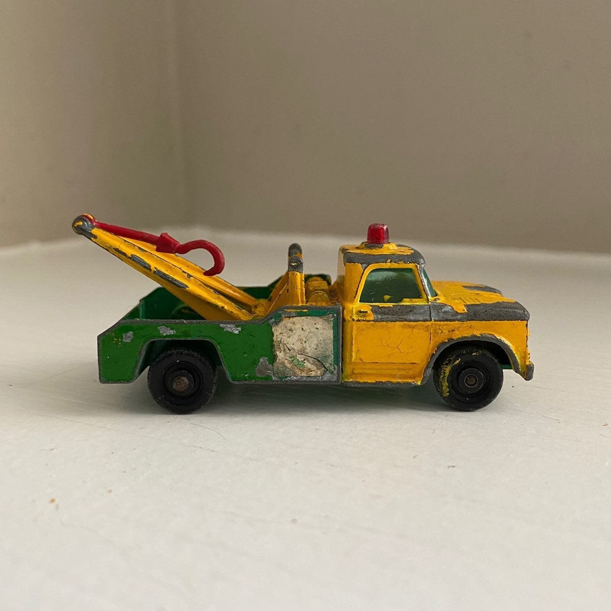 Vintage Matchbox Dodge Wreck Truck No.13