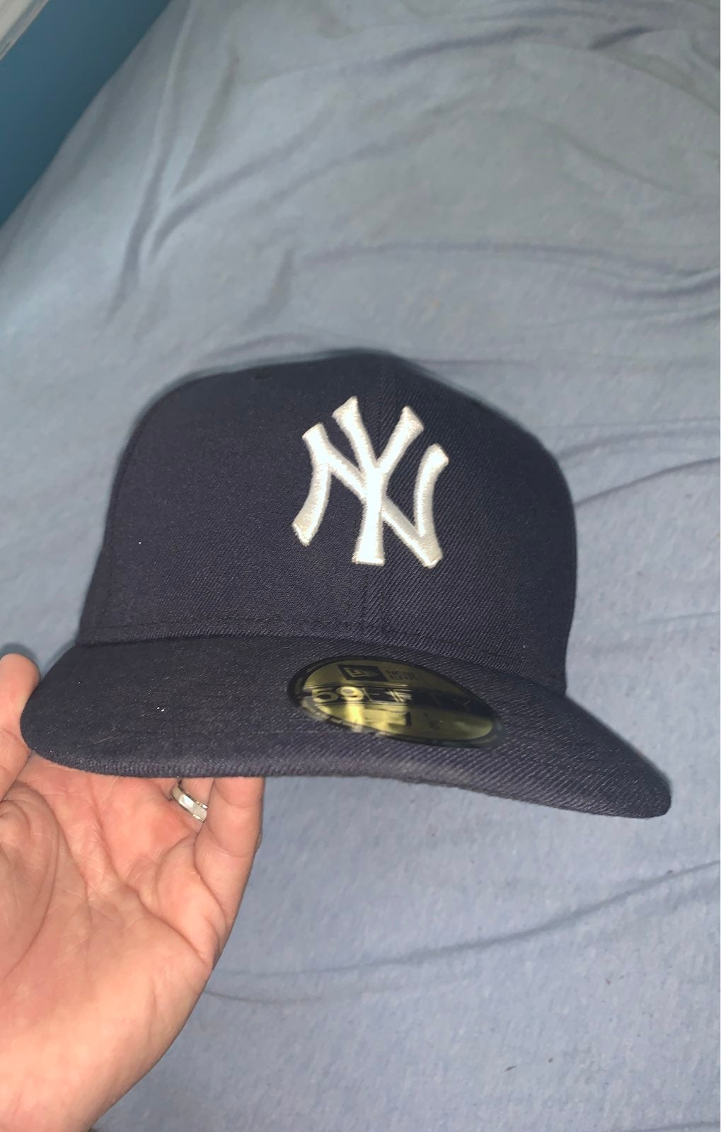 Fitted Hat NY