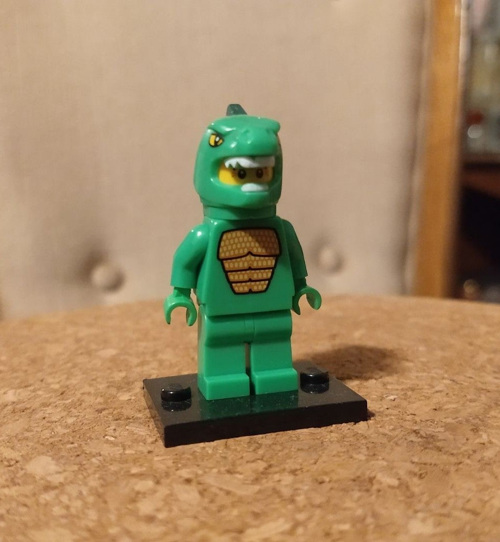 Lego Lizard Man