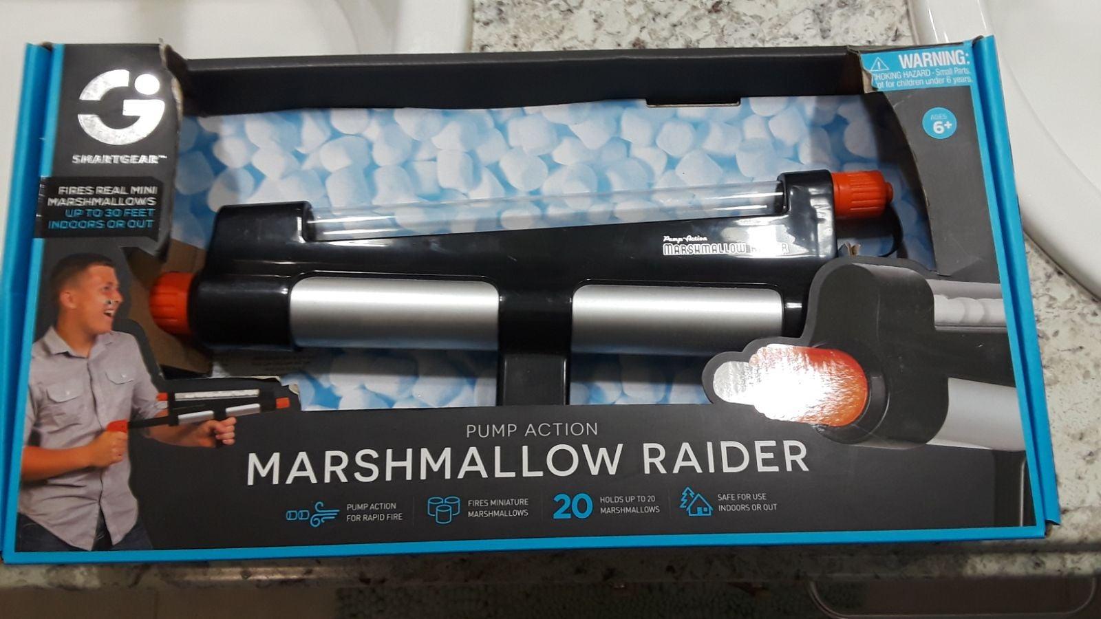 Marshmello shooter