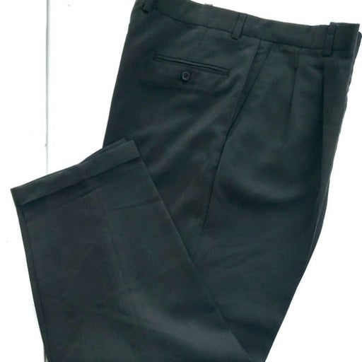 Men's Trouser Pants 38x29 black
