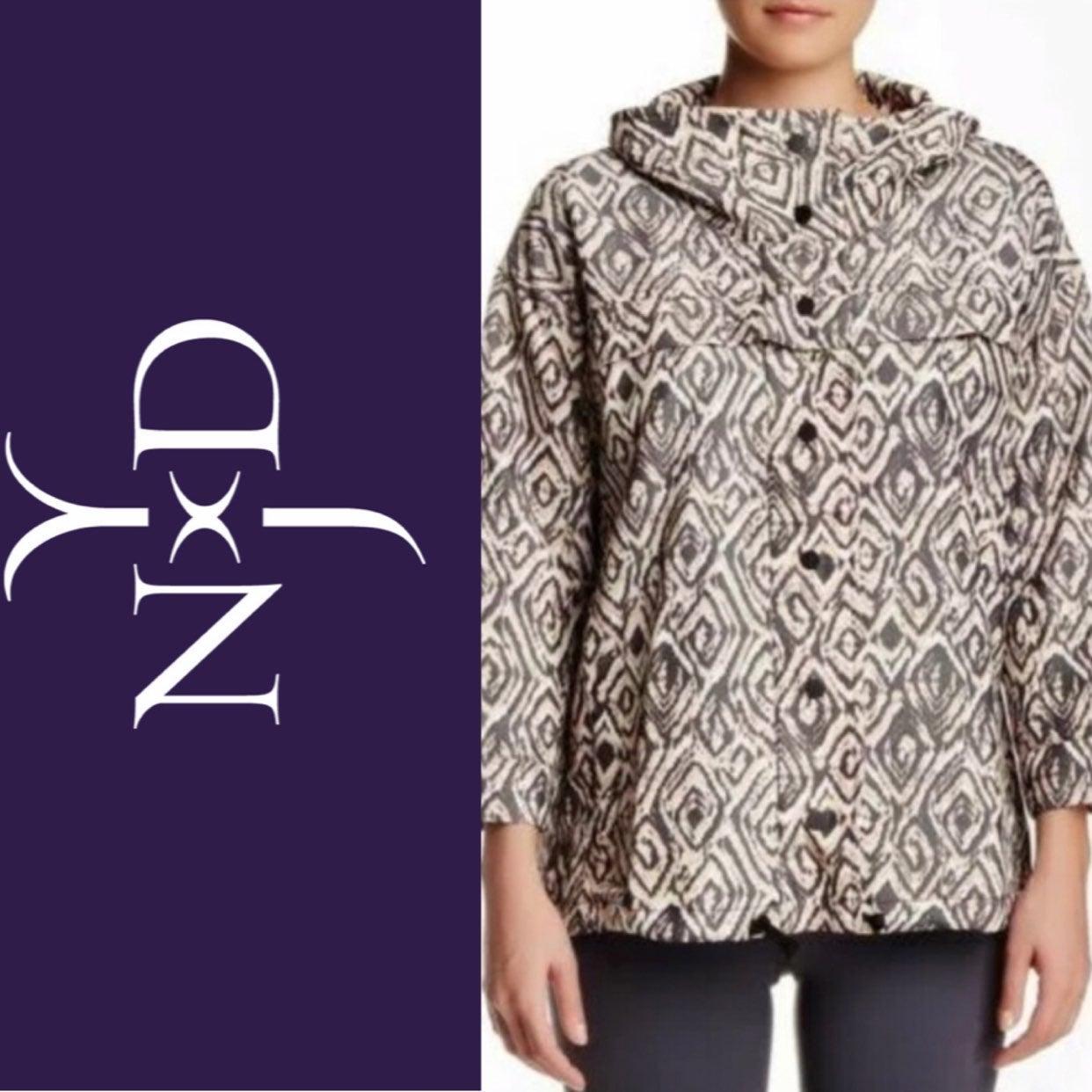 New NYDJ Diamond Rain Jacket Medium