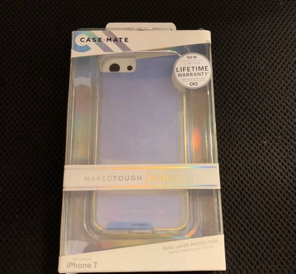 Case-Mate Iridescent iPhone 8 & 7 Case