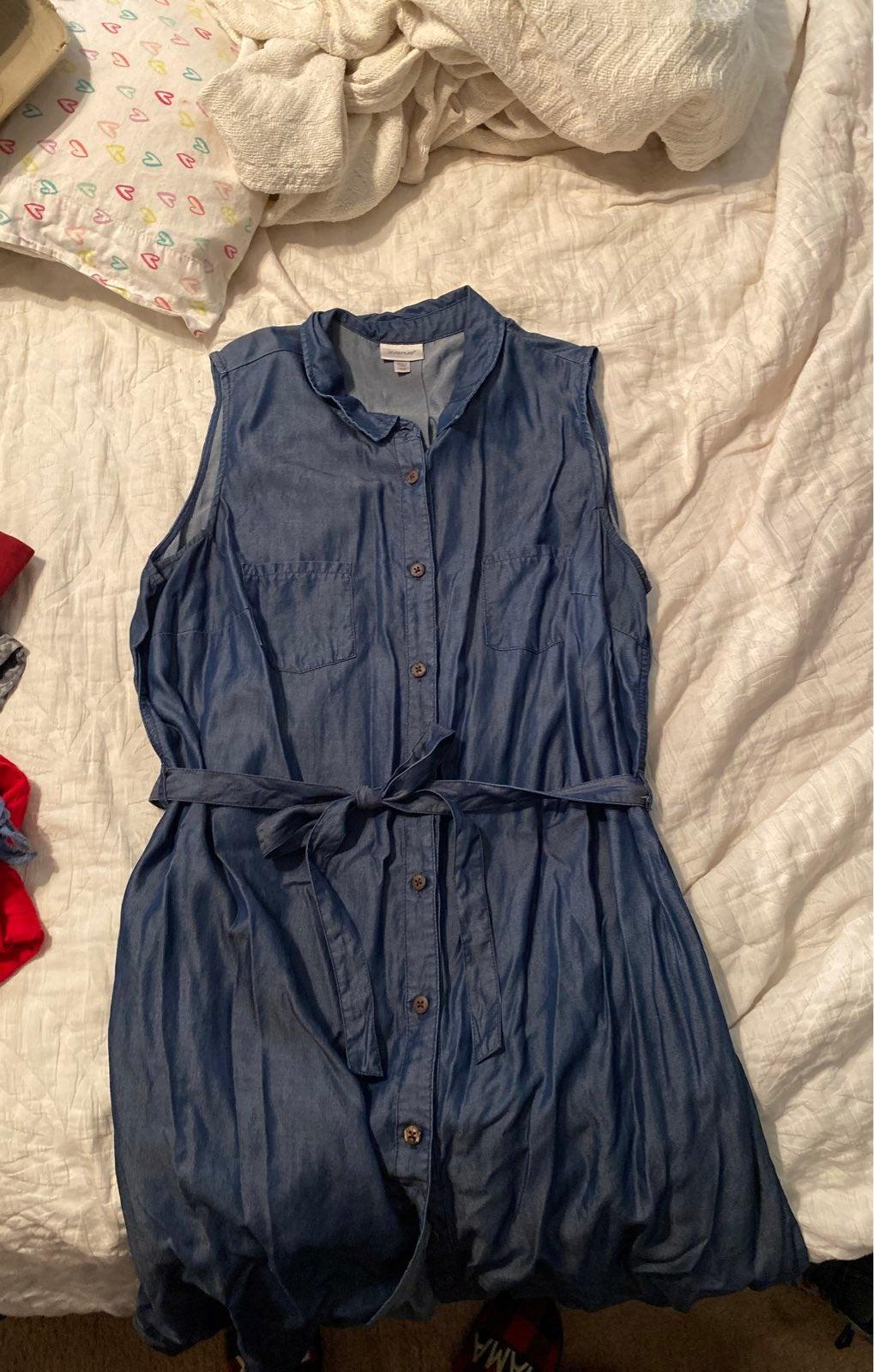 Cambrey Dress 18/20 Avenue
