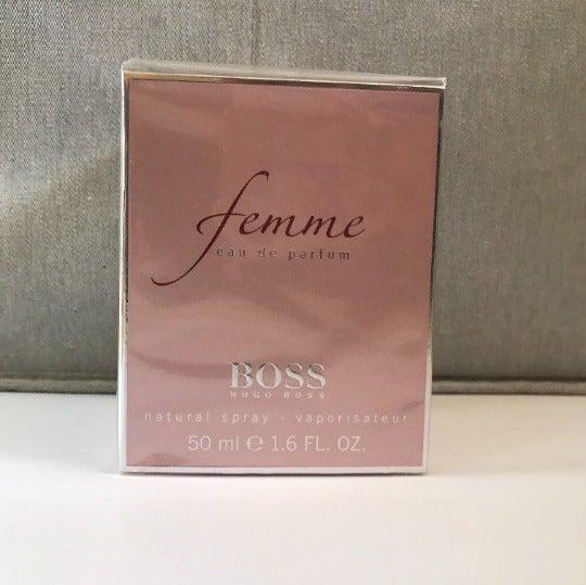 HUGO BOSS FEMME PERFUME 1.6 oz.