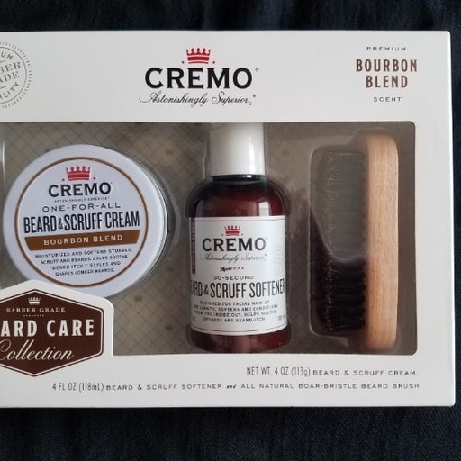 New Cremo Beard Care Collection Set