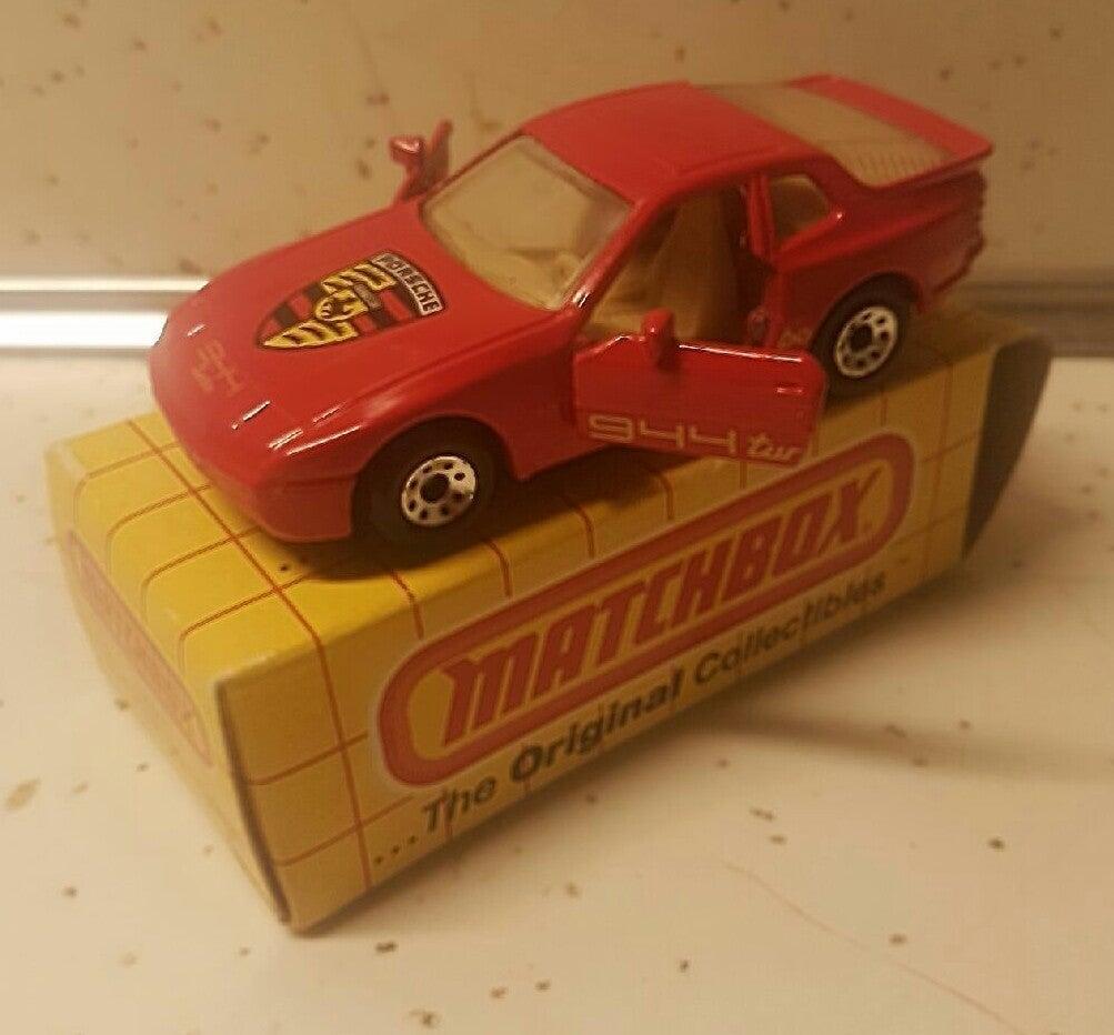 vintage matchbox car