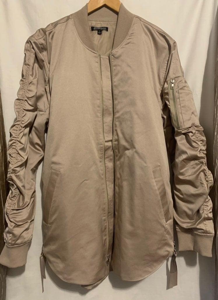 Mens Elwood Bomber Jacket