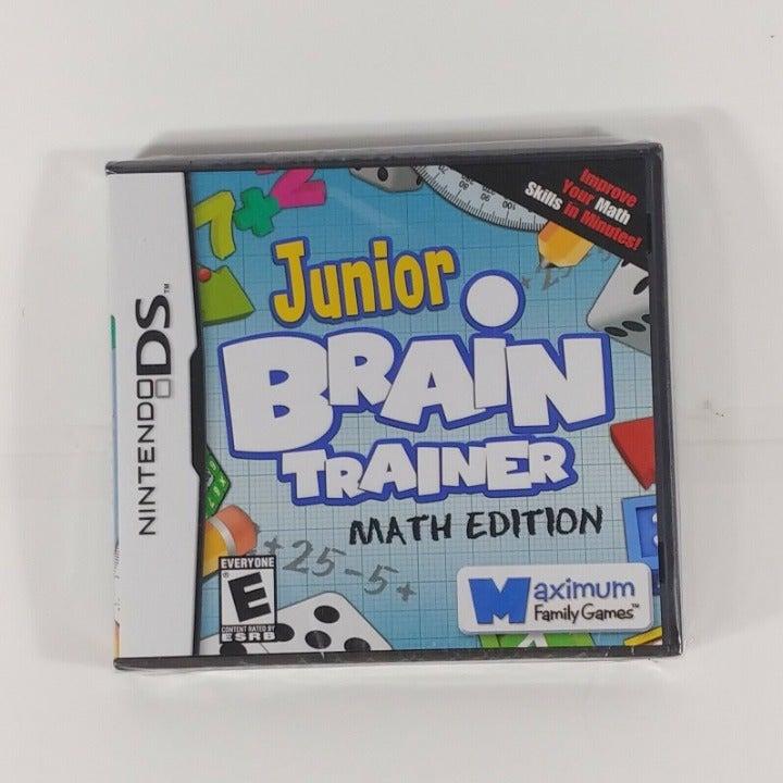 Nintendo DS Junior Brain Trainer Math Ed