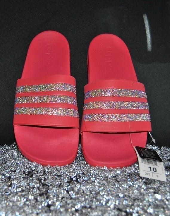 Custom ADIDAS Adilette Comfort W10