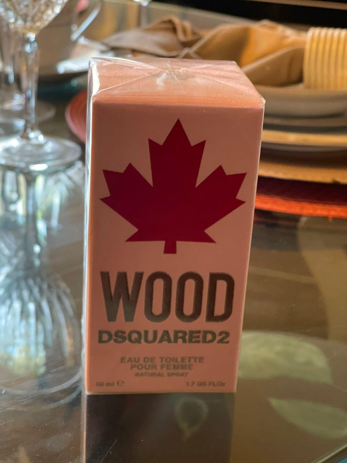 Wood dsquared2 perfume