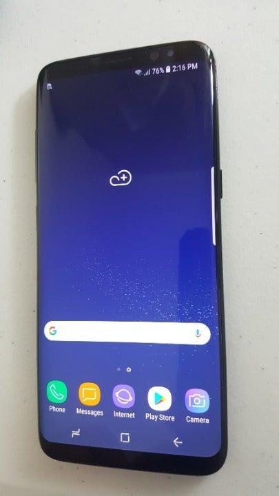 Samsung Galaxy S9 phone 64GB UNLOCKED
