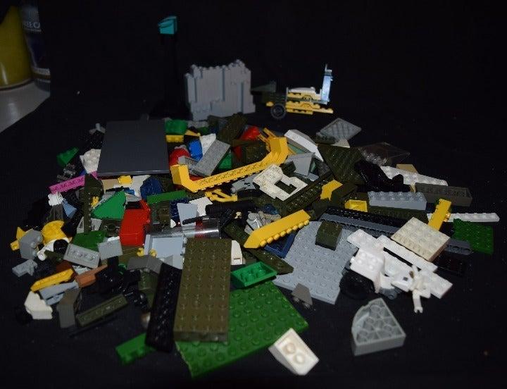 175+ LEGO BUILDING PIECES BLOCKS