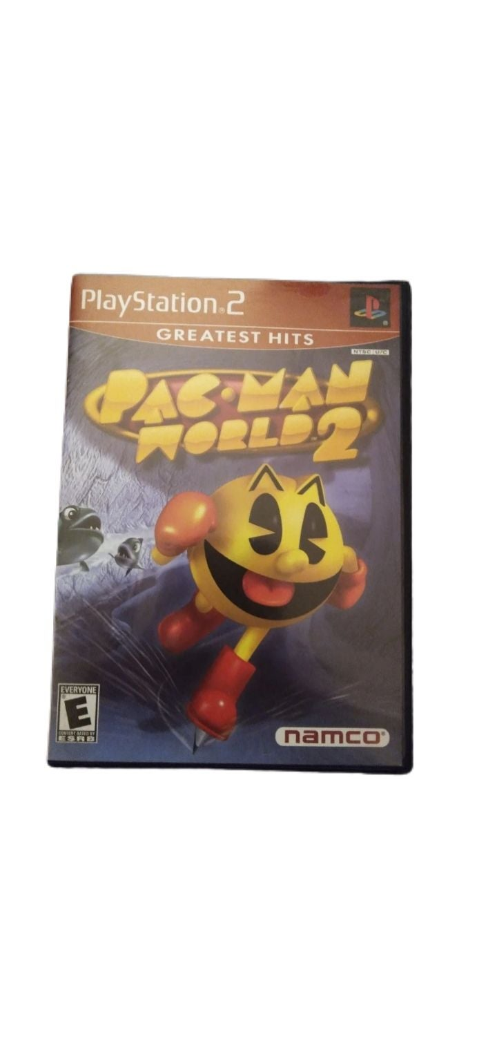 Pac-Man World 2 on Playstation 2