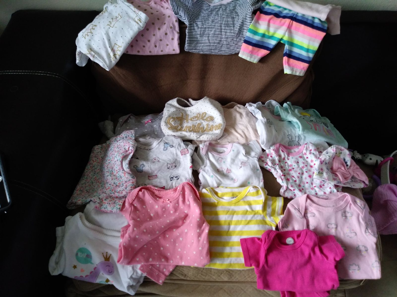Lot of Girl's clothes
