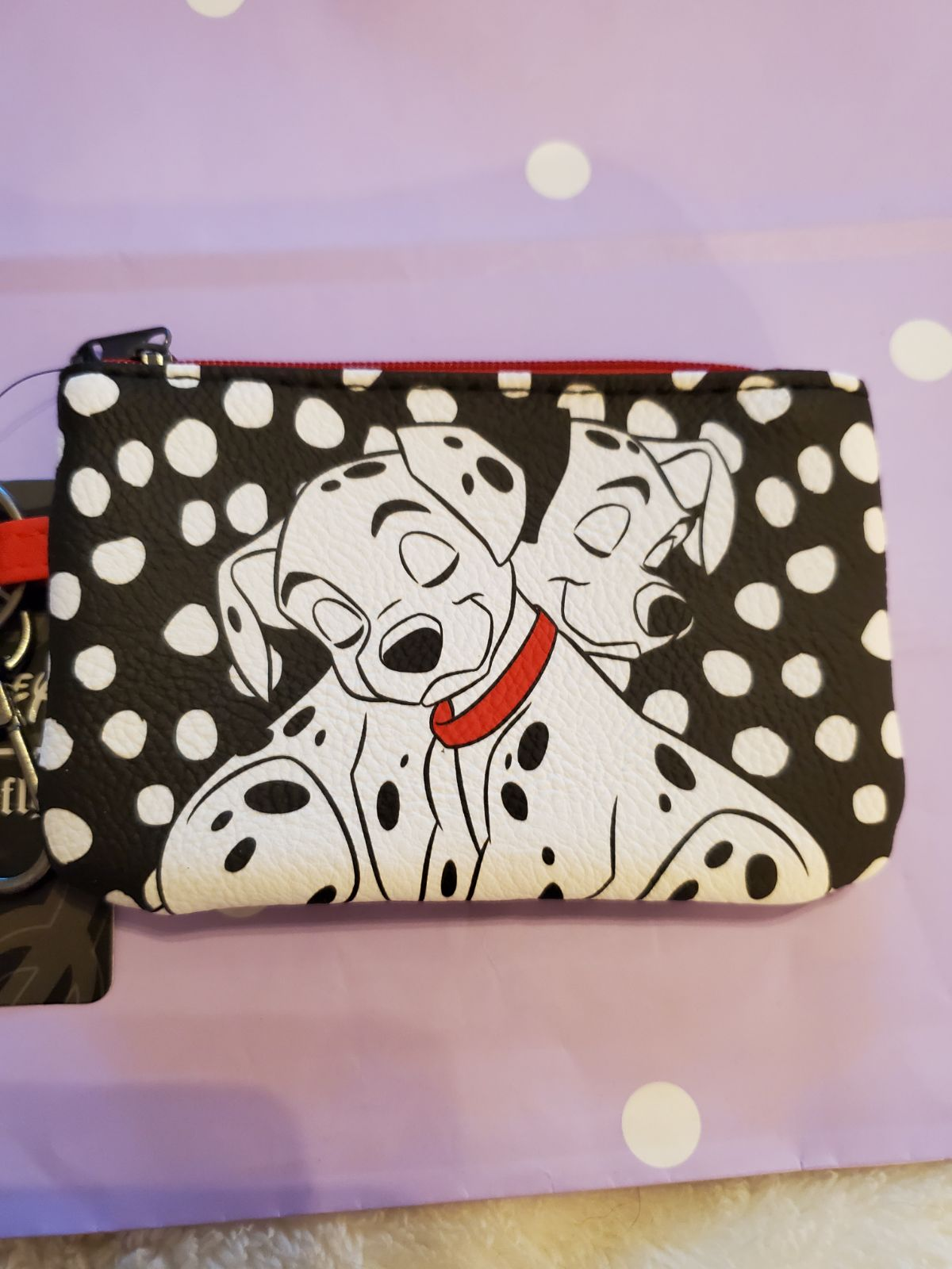 Loungefly Disney coin purse