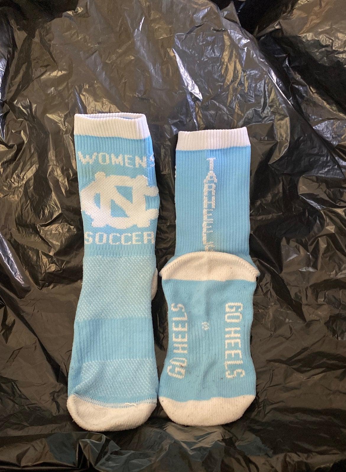 Unc chapel hill crew socks